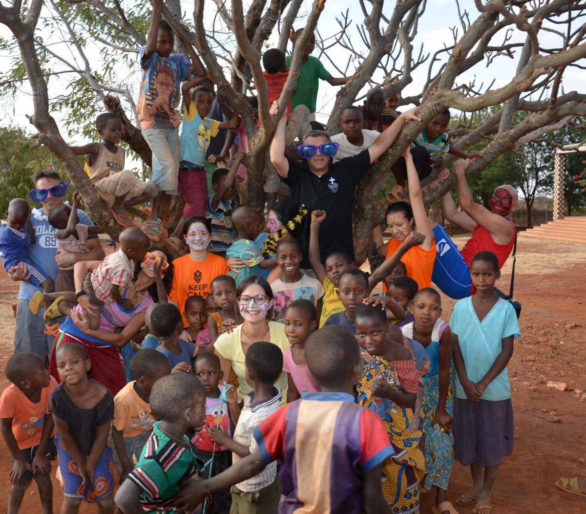 camminiamo per l'africa